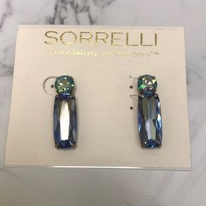 Sorrelli Post Earrings in Blue